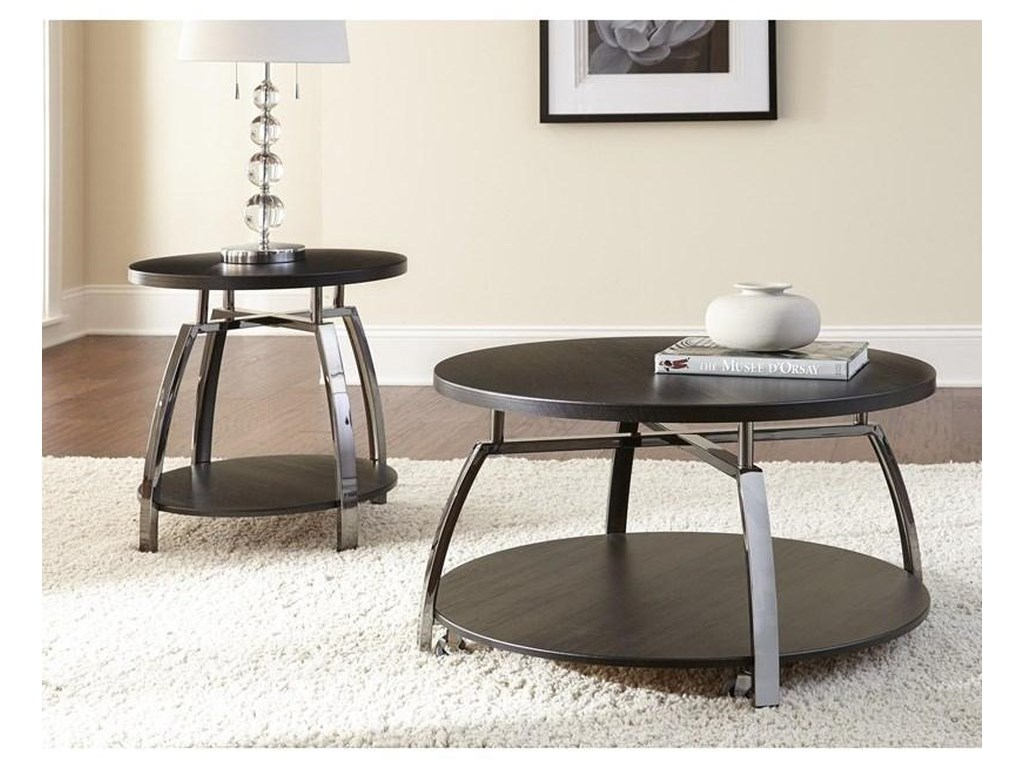 Steve Silver CohamCocktail Table and End Table