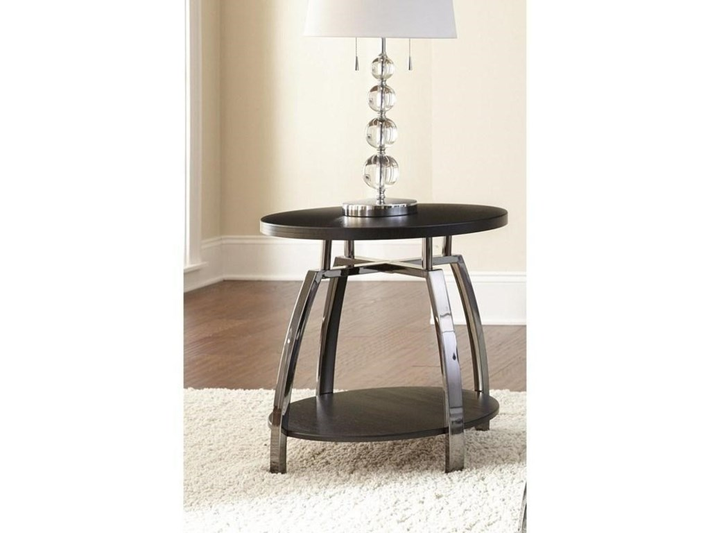 Steve Silver CohamCocktail Table with 2 End Tables