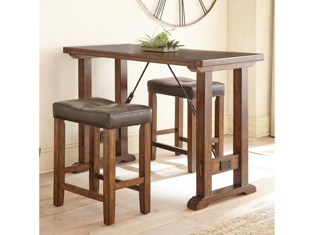 Steve Silver ChaseCounter Height Dining Set