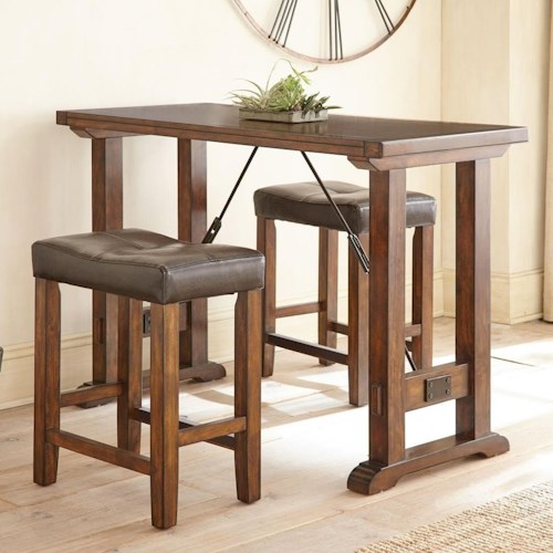 Steve Silver Colin Counter Height Dining Set