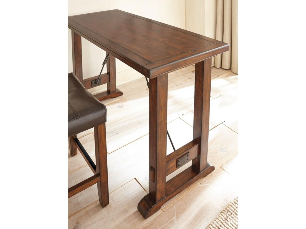 Steve Silver ColinCounter Height Dining Set