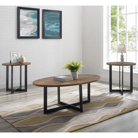 Living Room Table 3 Pc Set