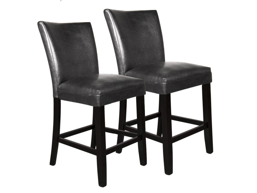 Morris Home CoryvilleCoryville Counter Chair Set of Two