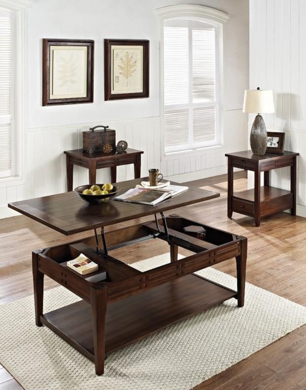 Steve Silver CrestlineChairside End Table