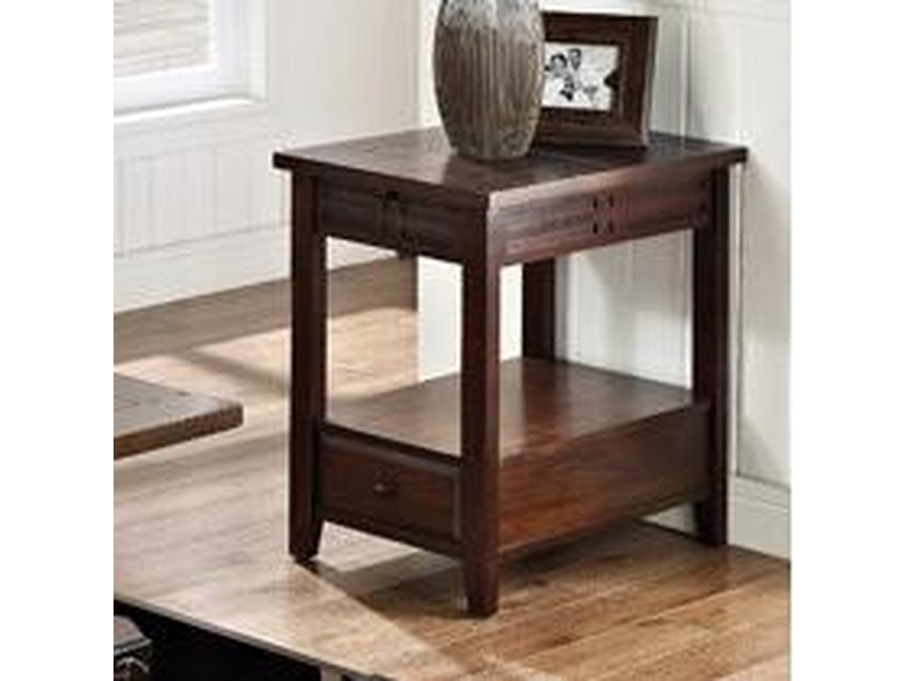 Steve Silver CrestlineChairside End Table