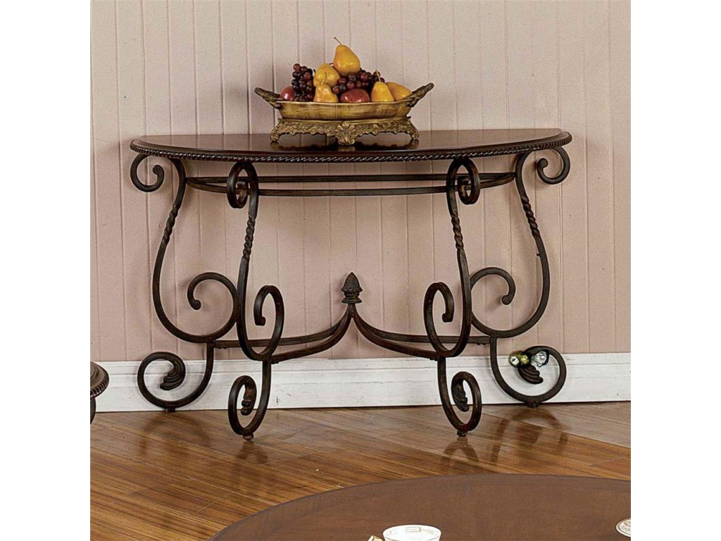 Morris Home CrowleySofa Table