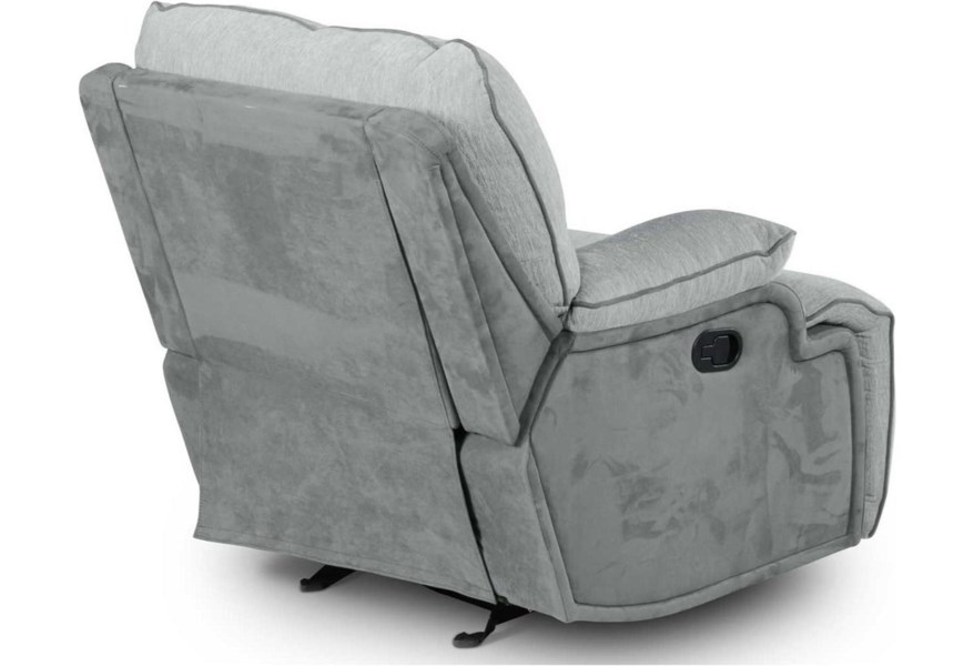 Star Cyprus Cy950c Casual Manual Reclining Chair Efo Furniture Outlet Recliners