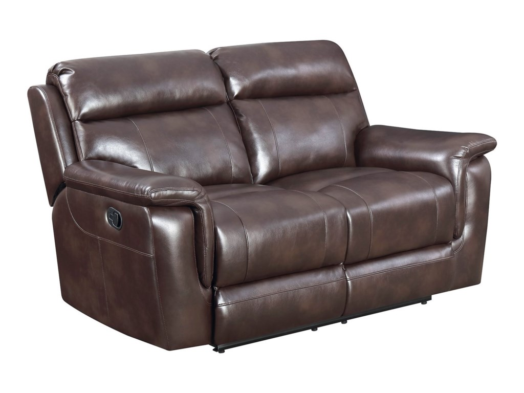 Steve Silver DakotaReclining Loveseat