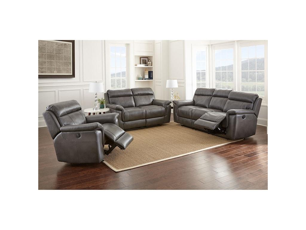 Vendor 3985 DakotaReclining Sofa