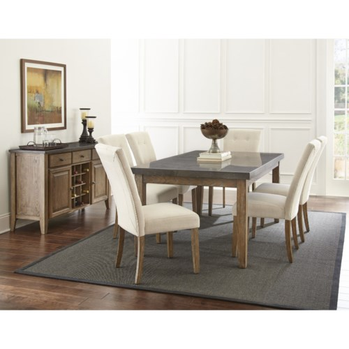 Steve Silver Debby Dining Room Group