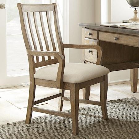 Arm Chair - Beige