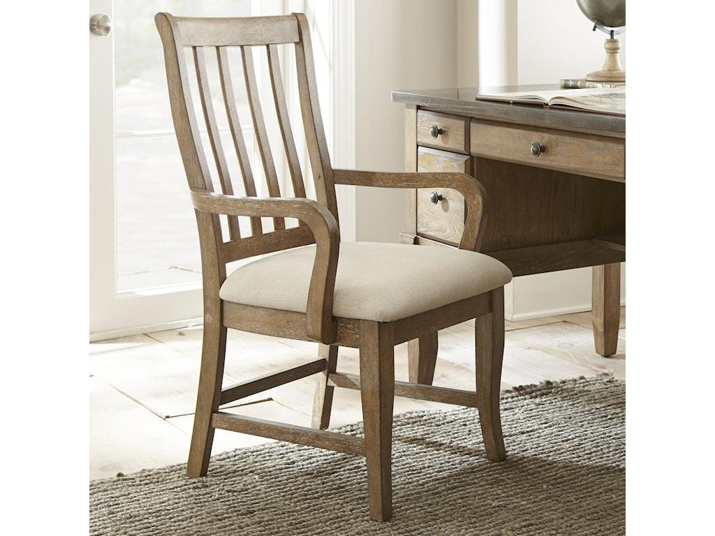 Steve Silver DebbyArm Chair - Beige