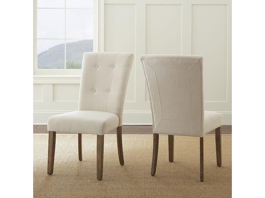 Steve Silver DebbySide Chair