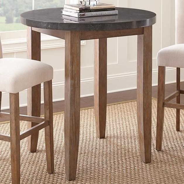 Debby Bluestone Bar Height Table