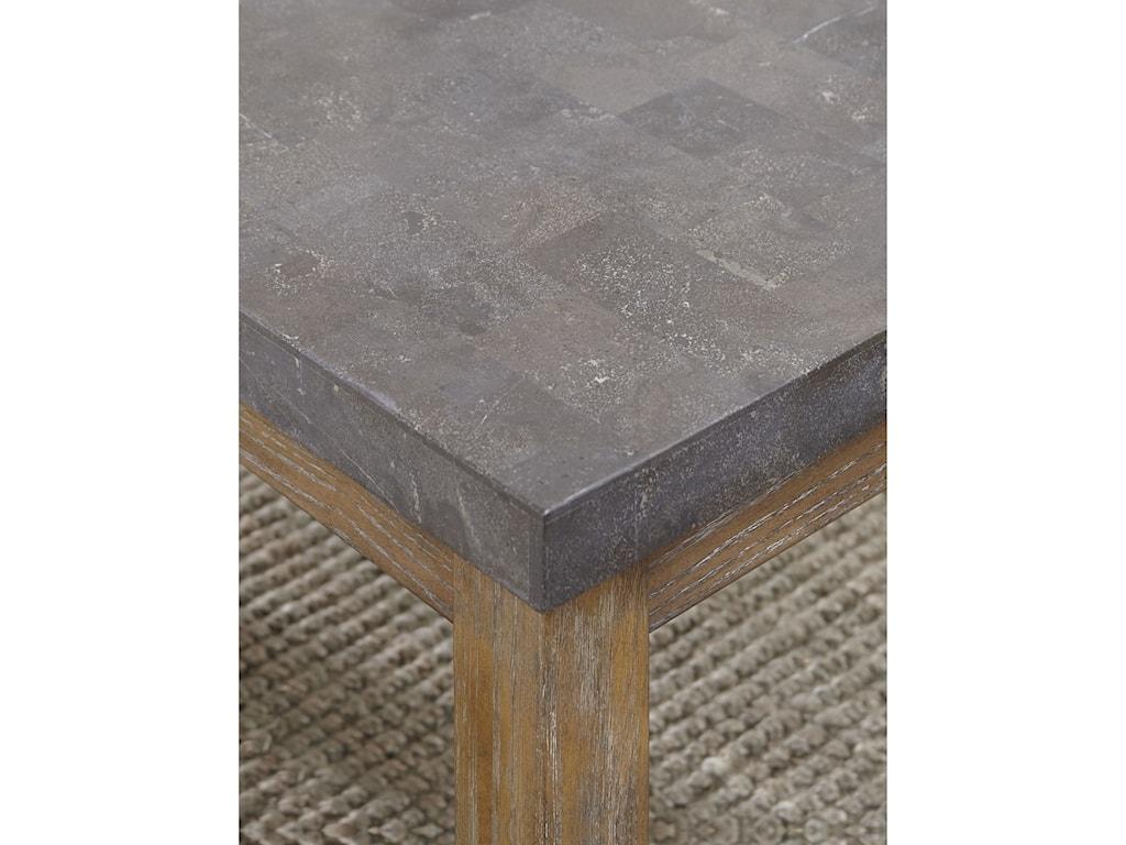 Steve Silver DebbyBluestone End Table