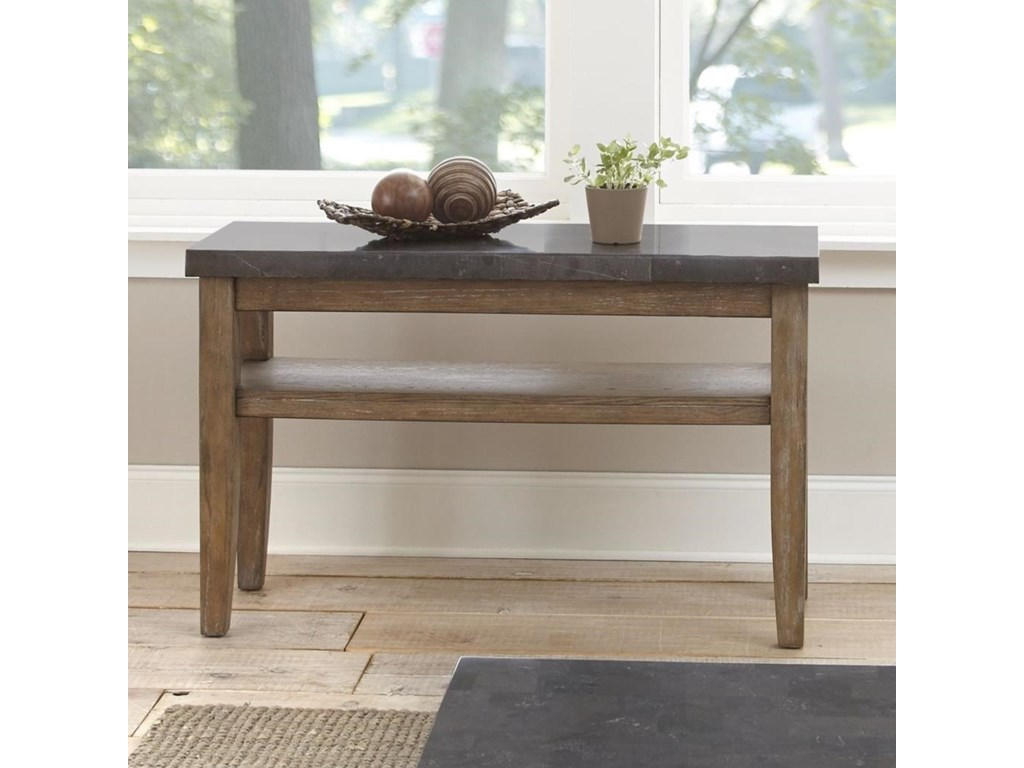 Steve Silver DebbyBluestone Sofa Table