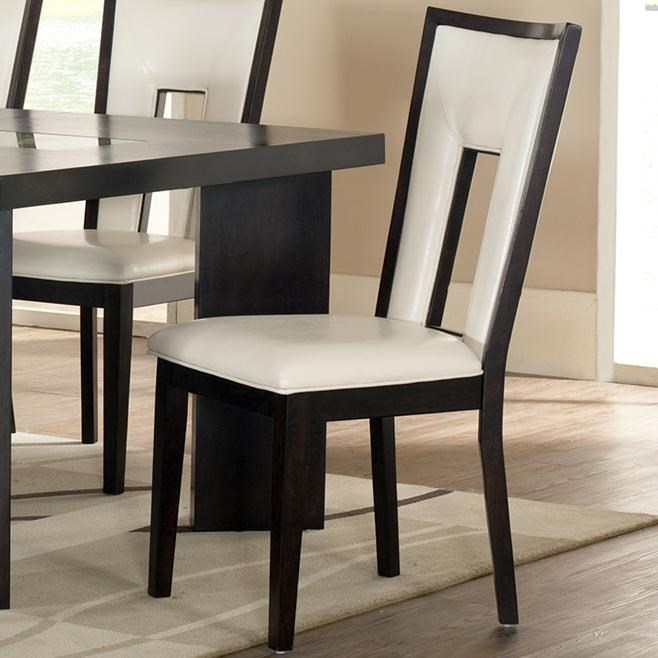 Steve Silver DelanoDining Side Chair with Upholstered Seat