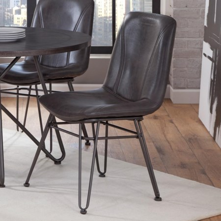 Industrial Side Chair