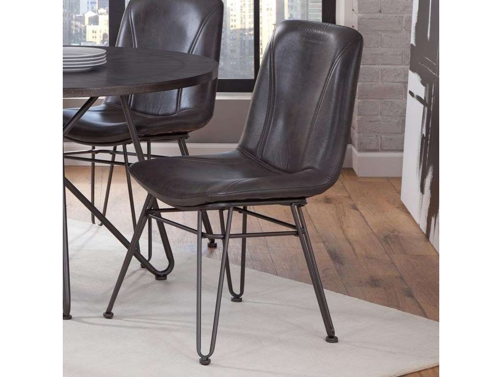 Steve Silver DerekIndustrial Side Chair