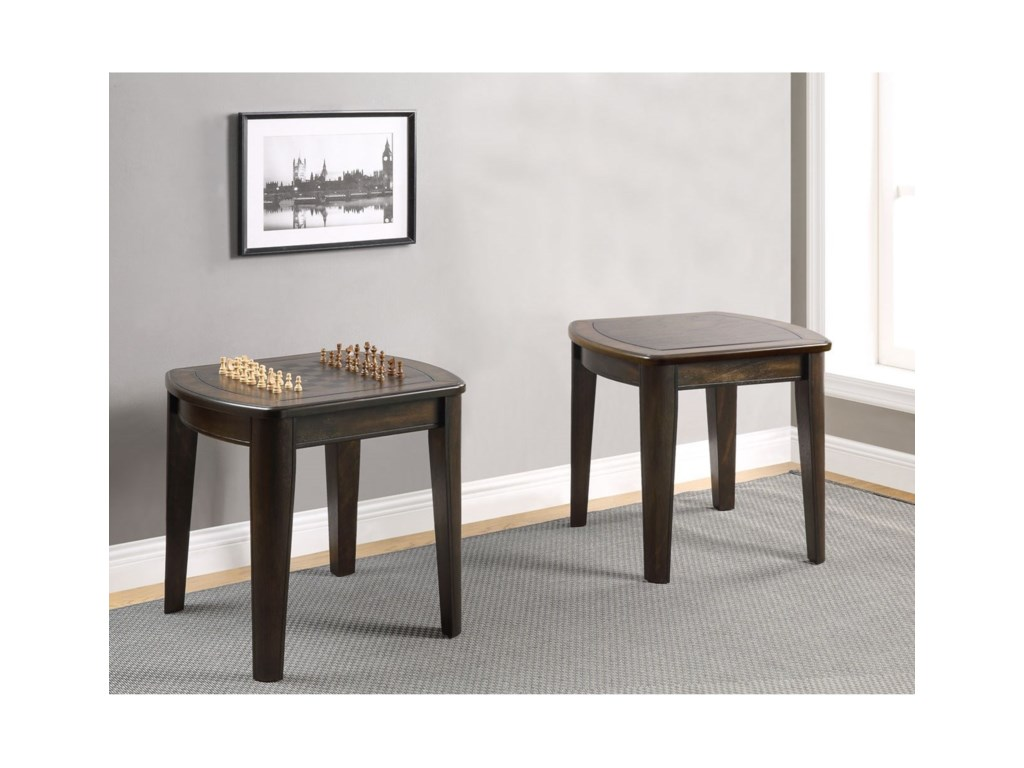 Steve Silver DilettaGame End Table