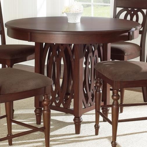 Steve Silver DollyRound Table