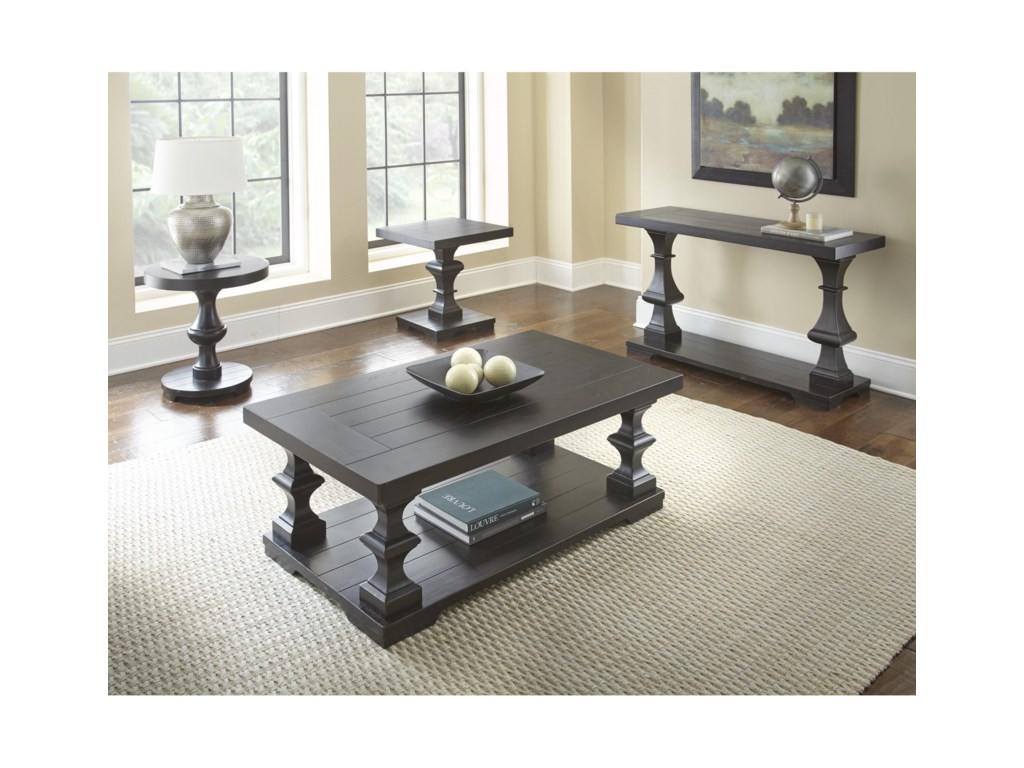 Steve Silver DoryRound End Table