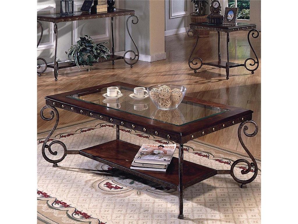 Steve Silver ElleryCocktail Table