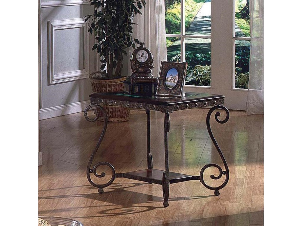 Morris Home ElleryEnd Table
