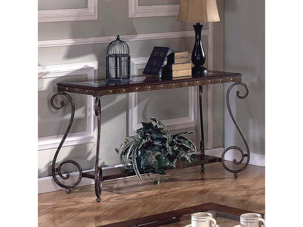 Morris Home EllerySofa Table