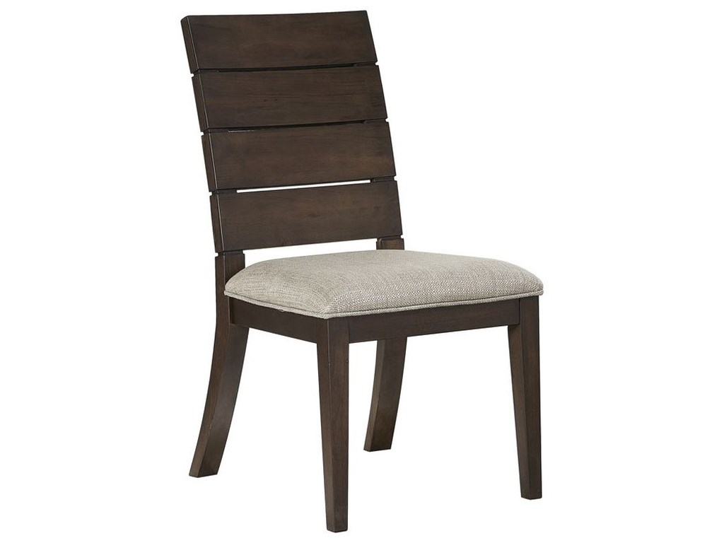 Morris Home EloraLadder Back Side Chair