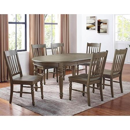 7-Piece Table Set