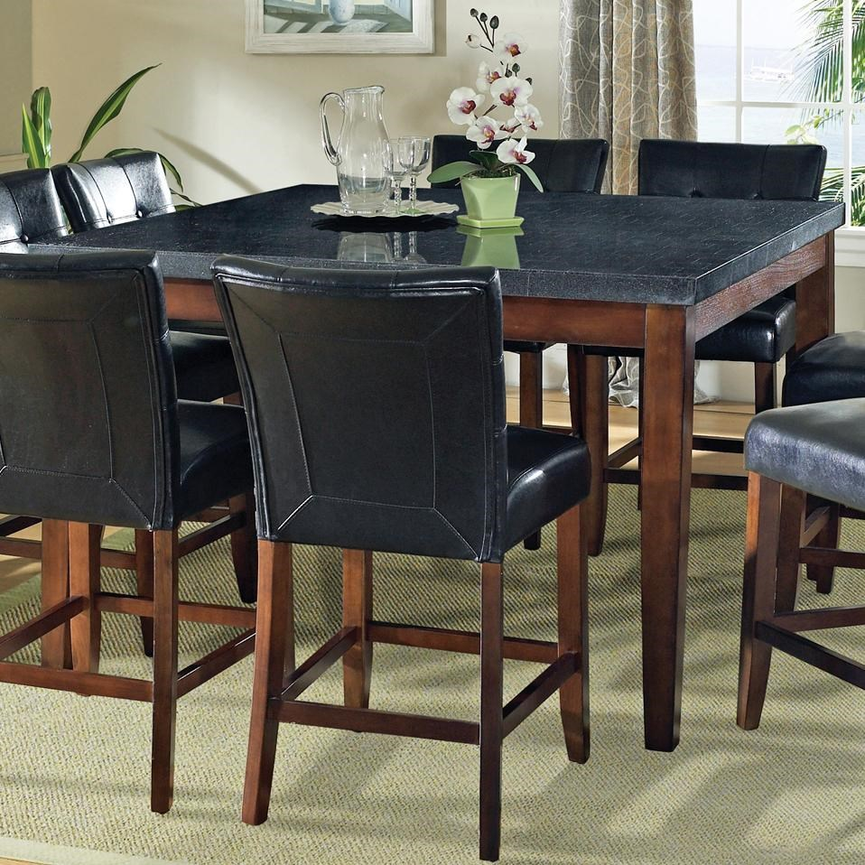 Counter Height Granite Top Dining Sets