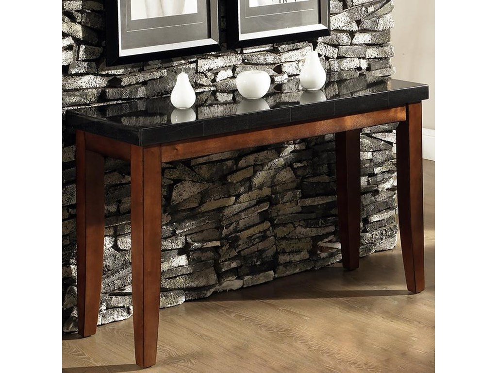Granite Bello Granite Top Sofa Table Morris Home Sofa Table