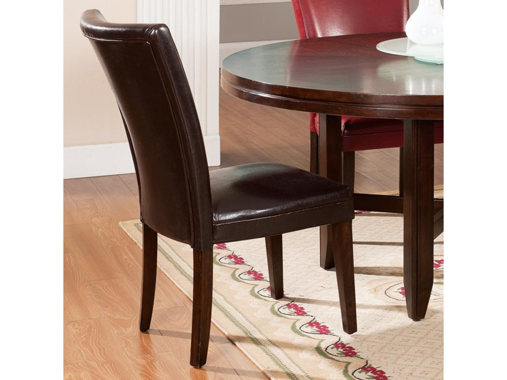 Morris Home GlenhavenGlenhaven Brown Side Chair