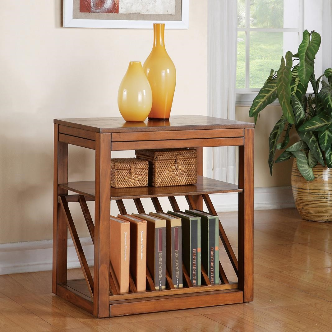 Prime Jameson Chairside End Table