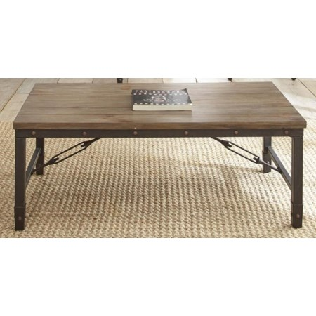 Jersey Cocktail Table