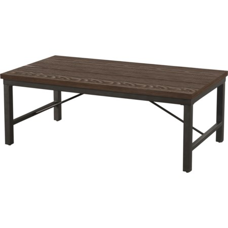 Industrial Cocktail Table