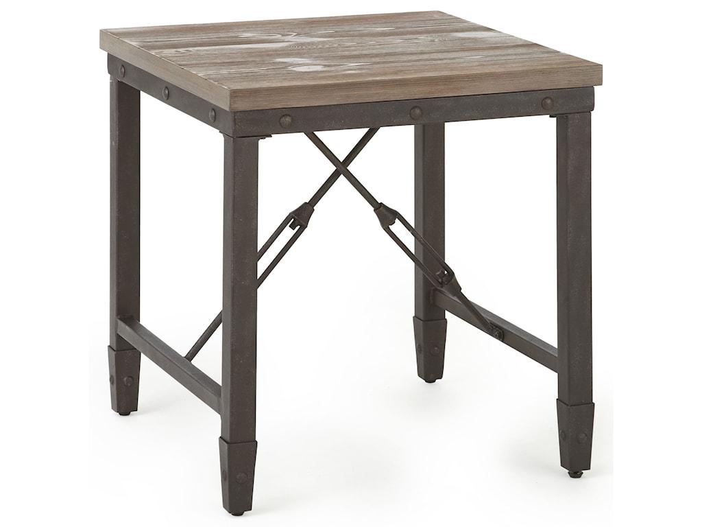 Steve Silver JerseyEnd Table