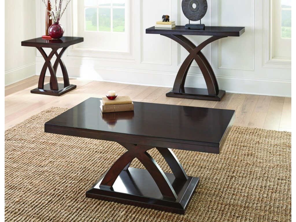 Steve Silver JocelynEnd Table