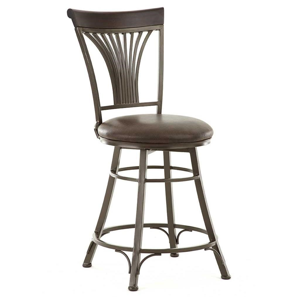 Steve Silver Karol 24quot Swivel Bar Stool Walkers  : products2Fstevesilver2Fcolor2Fkarolkr600scc b0jpgscalebothampwidth500ampheight500ampfsharpen25ampdown from www.walkersfurniture.com size 500 x 500 jpeg 27kB