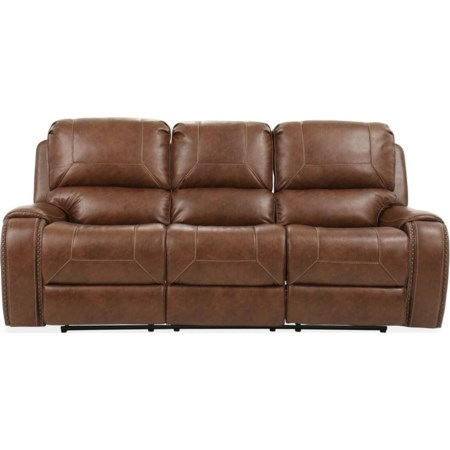 Manual Motion Recliner Sofa