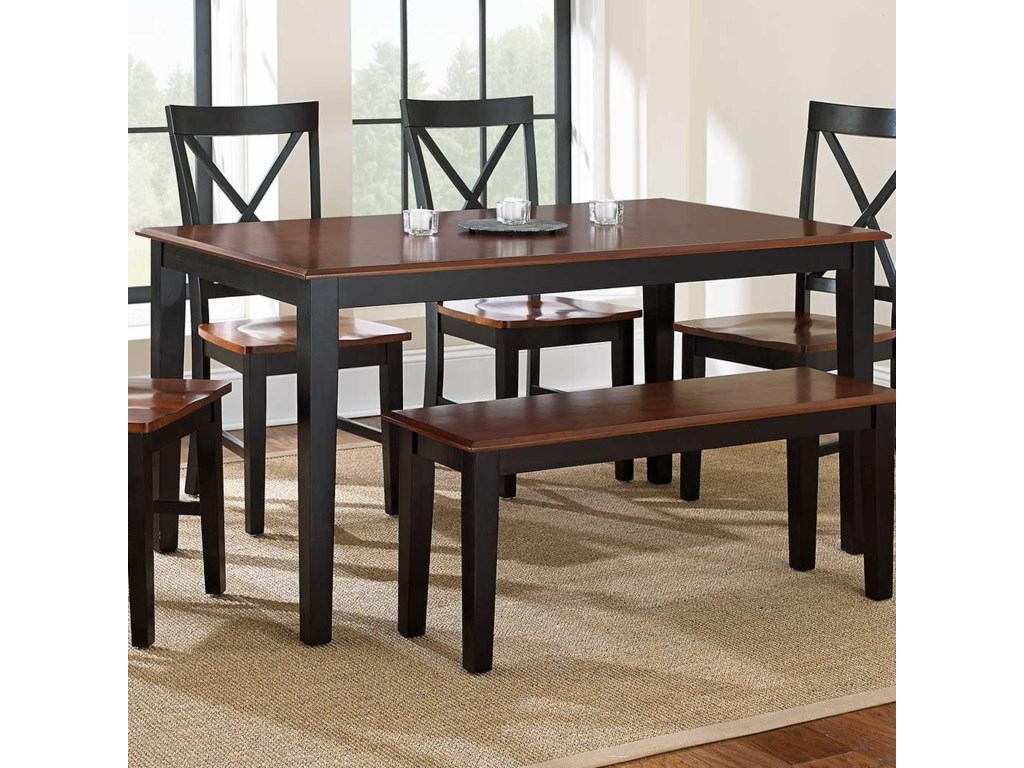Steve Silver KingstonRectangular Leg Table