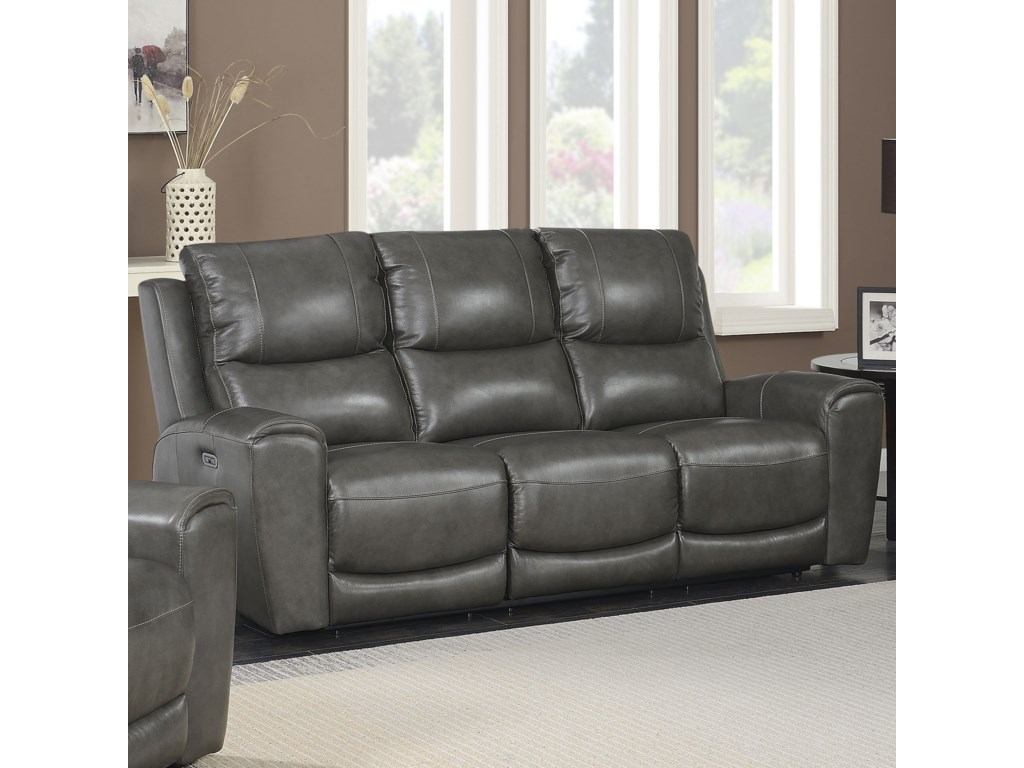 Laurel Contemporary Power Recliner Sofa by Steve Silver at Northeast  Factory Direct