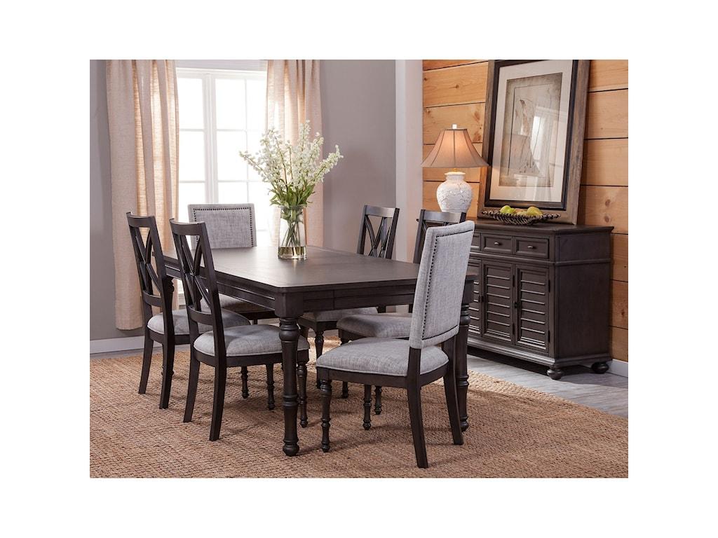 Vendor 3985 LinnettSide Chair