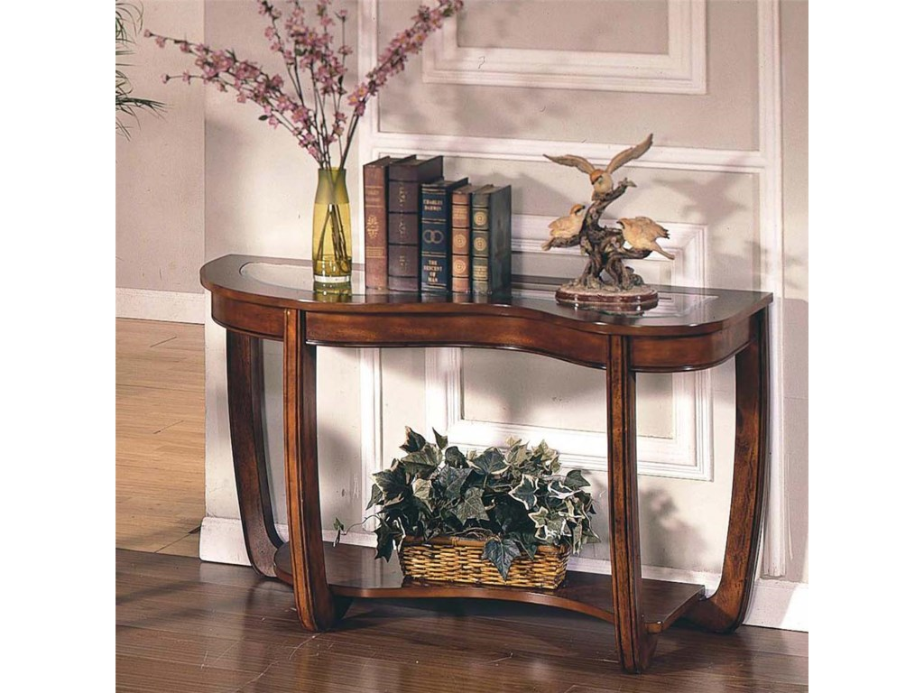 Steve Silver London Sofa Table