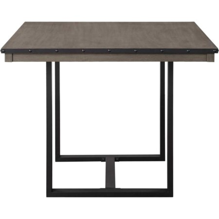 46-inch Square Dining Table