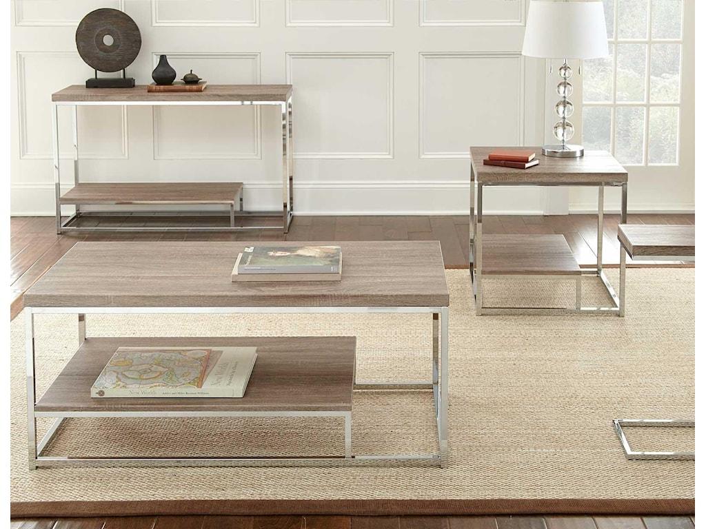 Steve Silver LuciaSofa Table