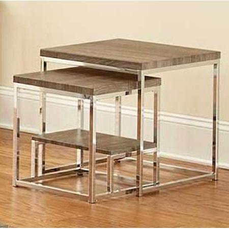 2 Piece Nesting Table