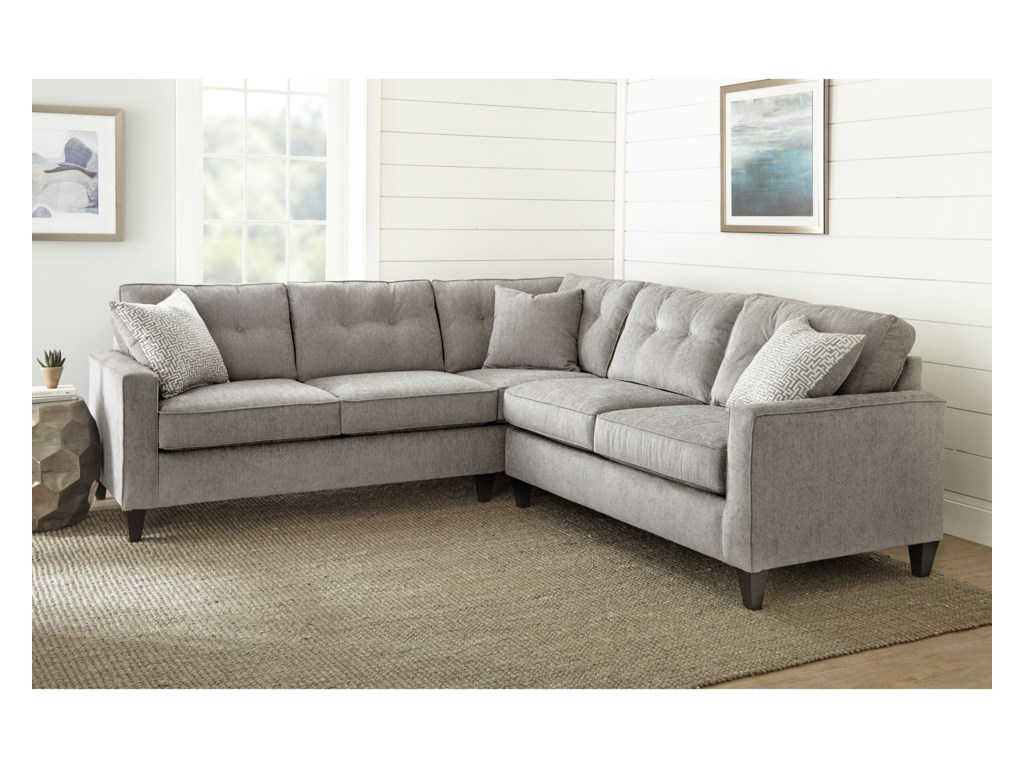 Steve Silver Maddox2 Piece Sectional