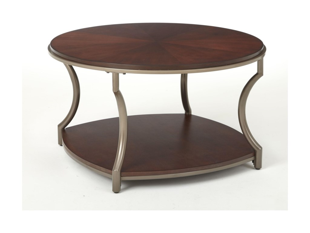 Steve Silver MarylandRound Cocktail Table